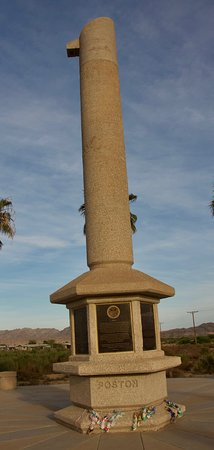 Poston Memorial Monument: Unity of Spirit