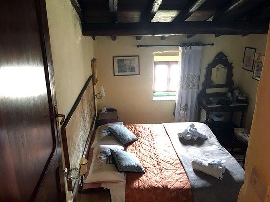 Palazzuolo Sul Senio, İtalya: La camera