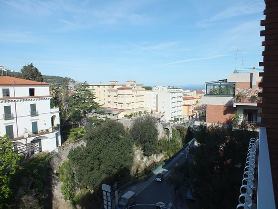 Cesare Augusto: View from 306