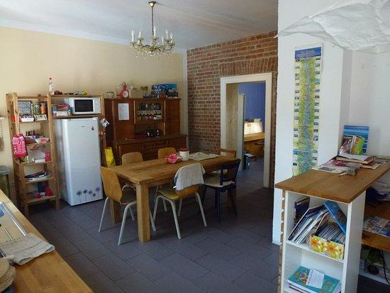 Ein Blick In Unsere Eure Küche Esszimmer Picture Of