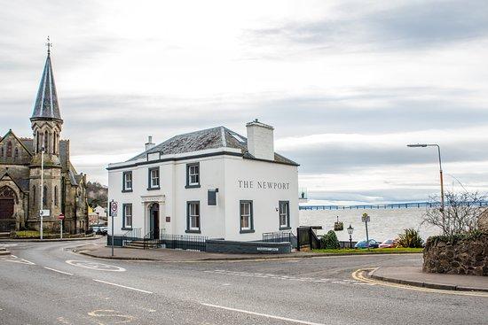 Newport-on-Tay, UK: Main Building