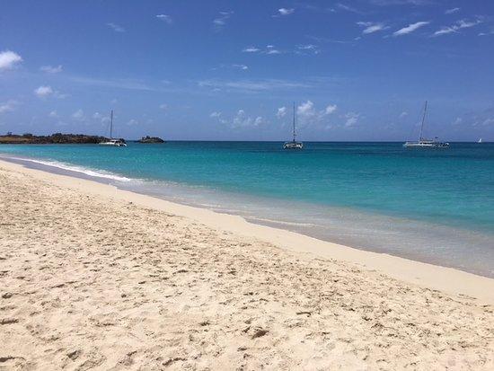 Turners Beach, Антигуа: Turner's Beach, Keyonna