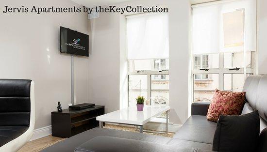 Jervis apartments dublin irlande voir les tarifs et for Appart hotel irlande