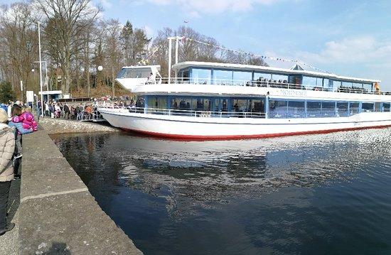 Möhneseeschifffahrt