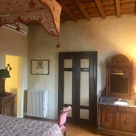 Hotel Loggiato dei Serviti: Camera superior nr. 30 con vista sul Duomo