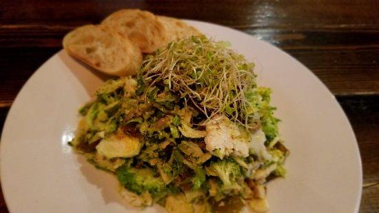 Auburn, NY: Power Salad