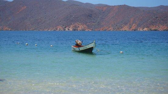 Mochima, Wenezuela: Bout trip