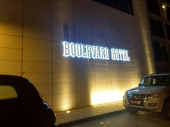 Beautiful hotel, great staff
