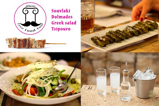 Athens Free Food Tour