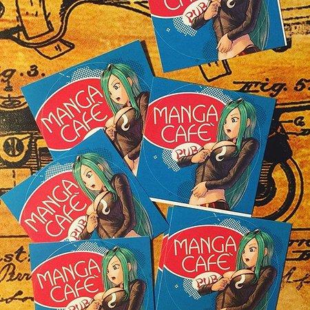 Manga Cafe Pub
