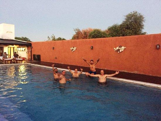 Portal del noa hotel la rioja argentina opiniones y for Camping en la rioja con piscina