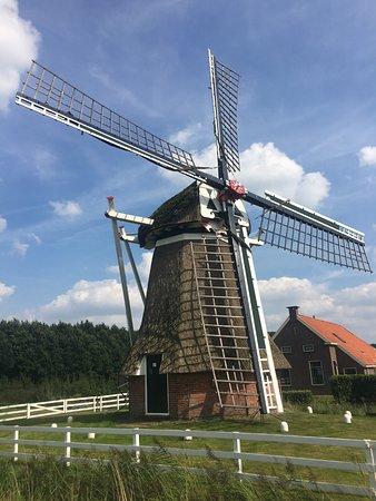 Slochteren, The Netherlands: 1 / 3 windmill