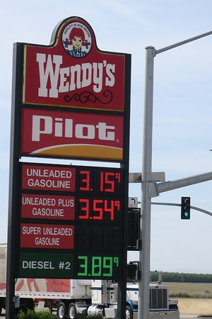 Lost Hills, CA: Always the cheapest gas prices for regular in much of California.