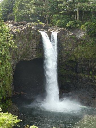 Keaau, HI: Rainbow Falls