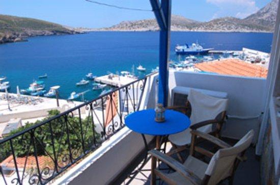 Patras' Apartments: apartment 12 balcony