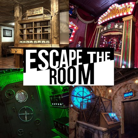 The Woodlands, TX: Escape the Room Woodlands!