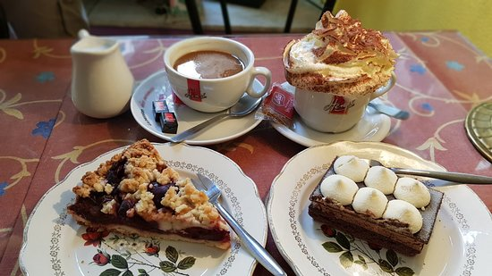 Lovely french cafe