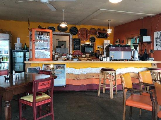 Okato, Nouvelle-Zélande : The quirky interior