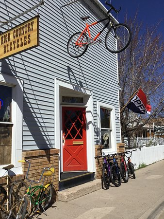 Norwood, CO: Open for business!