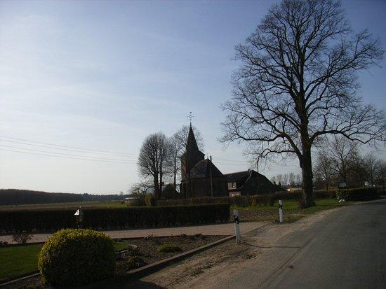 Hubertuskapelle : St. Hubertus -Kapelle in Keylaer.