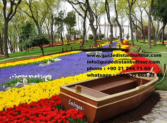 Istanbul guided private tours- Tulip Fest 2017