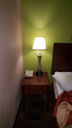 Ruther Glen, VA: End Table/ Night Stand, and holes in the wall