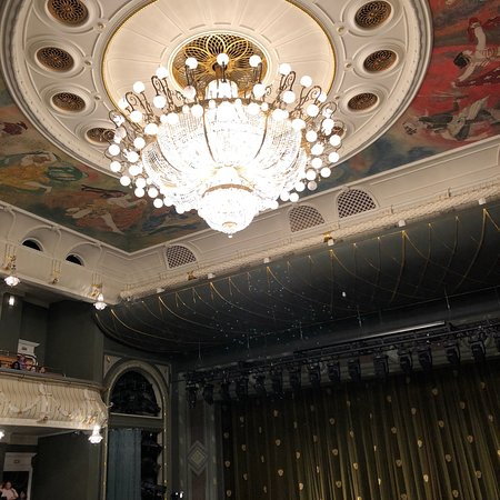 Bolshoi Theater Moscow Tour
