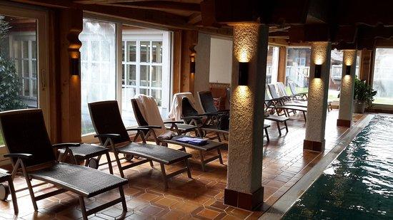 Hotel Lamm Ellbachstr. 4 72270 Baiersbronn-Mitteltal: Hallenbad