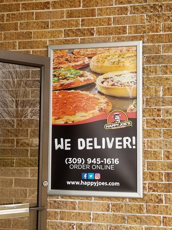 They deliver to all of Geneseo now!