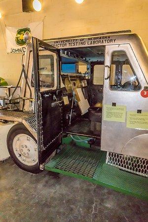 lester f larsen tractor test power museum lincoln ne omd men. Black Bedroom Furniture Sets. Home Design Ideas