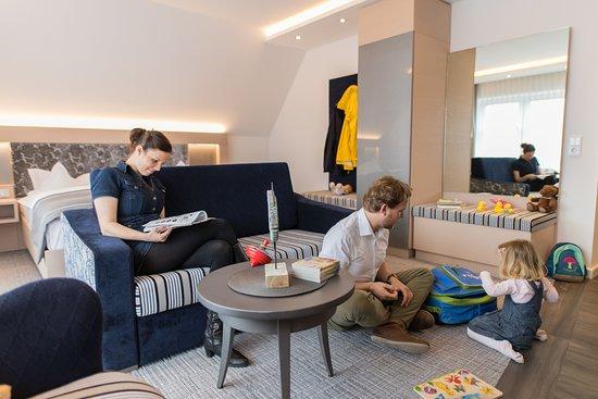 Dangast, Alemania: Premium-Doppelzimmer