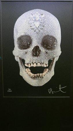 Diamant Museum Amsterdam: Cranio.