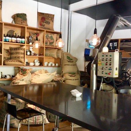 Sunshine Beach, Australia: Costa Noosa Espresso