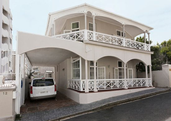 Bantry Bay, Sydafrika: Guesthouse exterior