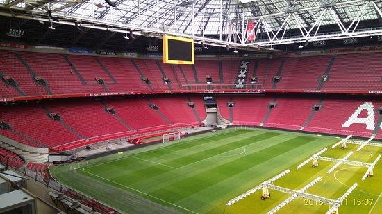 IMG 20180411 150707 large.jpg - Picture of Johan Cruyff Arena ... efd1232d1ed