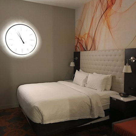 Spacious and lovely rooms