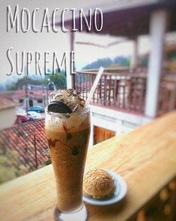 Santa Lucia, Honduras: Moccacino Supreme, es un pedacito de cielo!!! :D