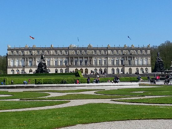 Schloss Herrenchiemsee Photo