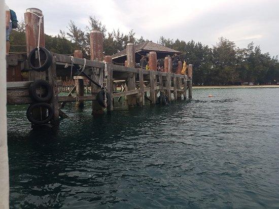 Manukan Island – fénykép