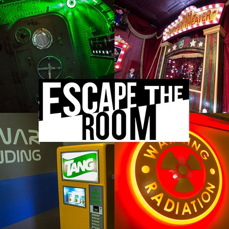 ‪Escape The Room Texas‬