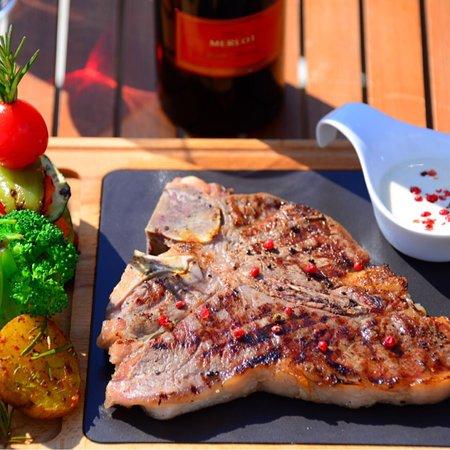 Simply Caddie Beach Restaurant: Simply caddie simply gourme..