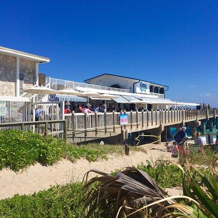 Lake Worth, FL: Benny's on the Beach