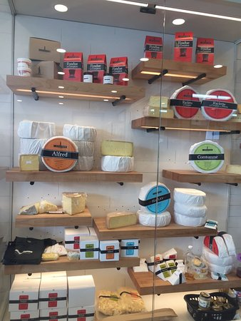 Fromagerie La Station: Quesos