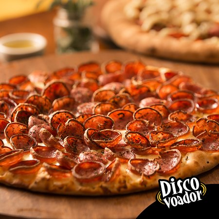 Pizzaria Disco Voador