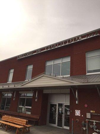 Coaticook, Kanada: Fabrica