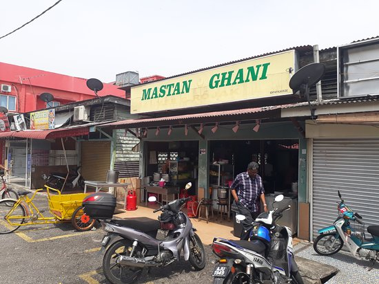 Teluk Intan, Malaysia: Restaurant