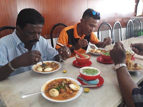 Teluk Intan, Malaysia: Dining