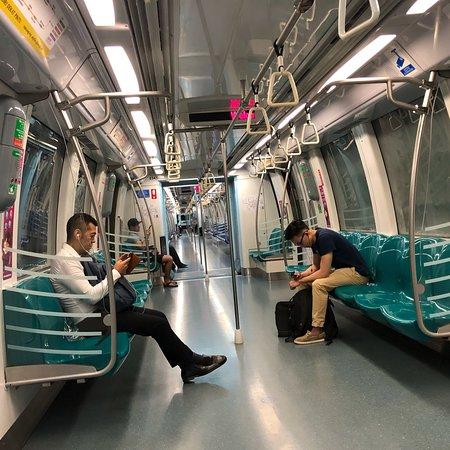 Singapore Mass Rapid Transit  (SMRT): photo1.jpg