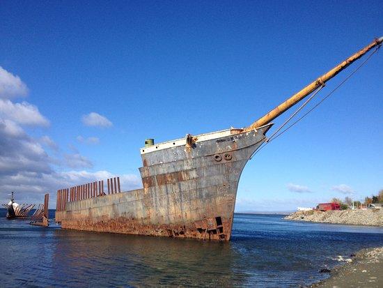 Lord Lonsdale Shipwreck