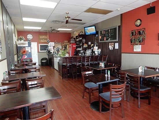 Earth Cafe, North Port Florida
